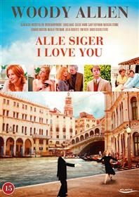 Alle siger 'I Love You' (1996) [DVD]