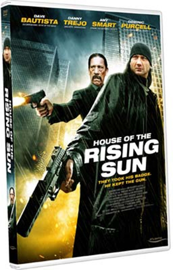House of the Rising Sun (2011) [DVD]