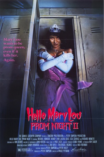 Hello Mary Lou: Prom Night II (1987) [DVD]