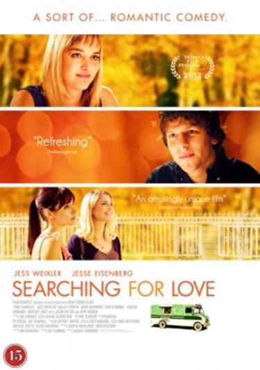 Searching for Love [DVD]