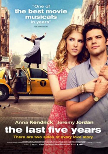 The Last Five Years (2014) [DVD]