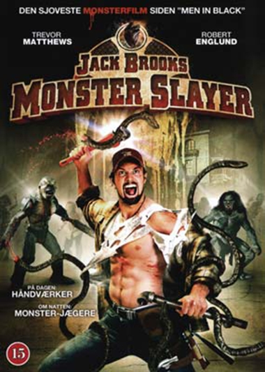 Jack Brooks: Monster Slayer (2007) [DVD]