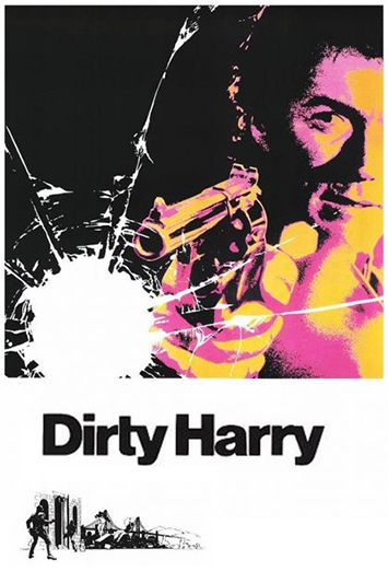 Dirty Harry (1971) [DVD]
