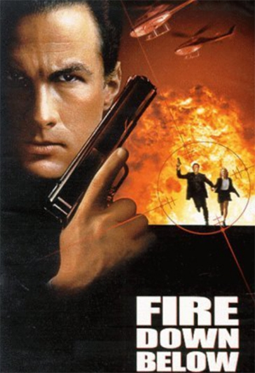Fire Down Below (1997) [DVD]