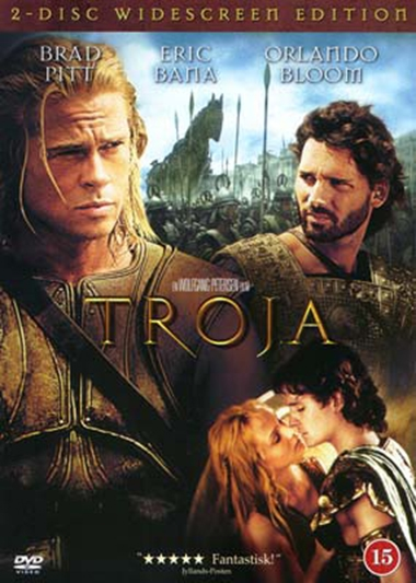 Troja (2004) Special edition [DVD]