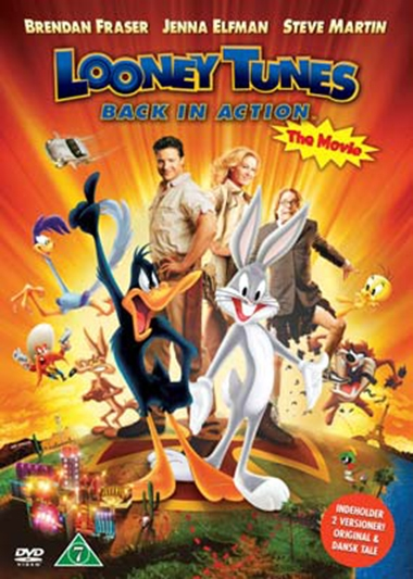 Looney Tunes: Back in Action (2003) [DVD]