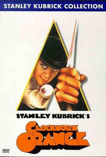 A Clockwork Orange (1971) [DVD]