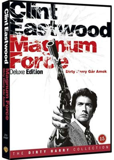 Dirty Harry går amok (1973) [DVD]
