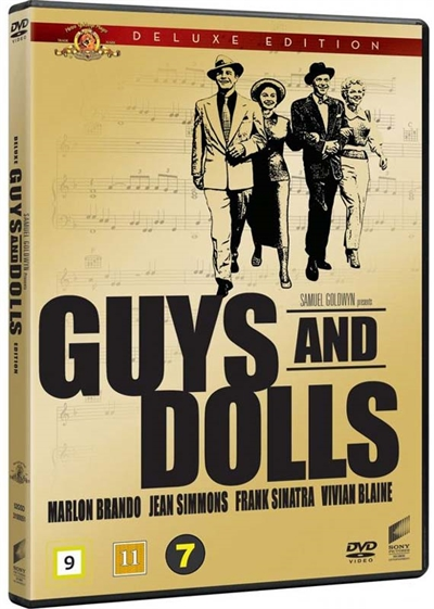 Guys and Dolls (1955) [DVD]