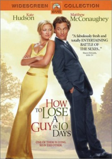 How to Lose a Guy in 10 Days (2003) [DVD]