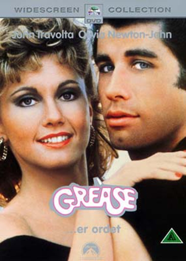 Grease (1978) (DVD)