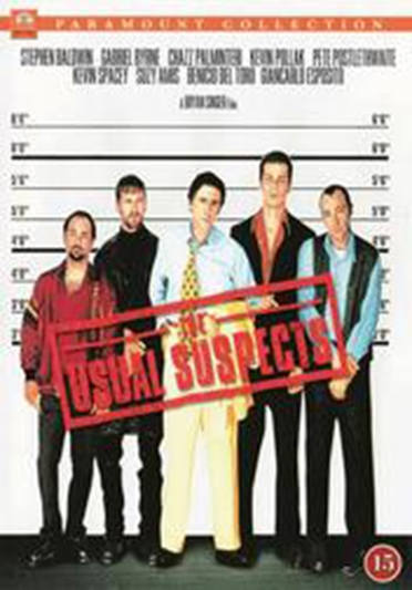 The Usual Suspects (1995) [DVD]
