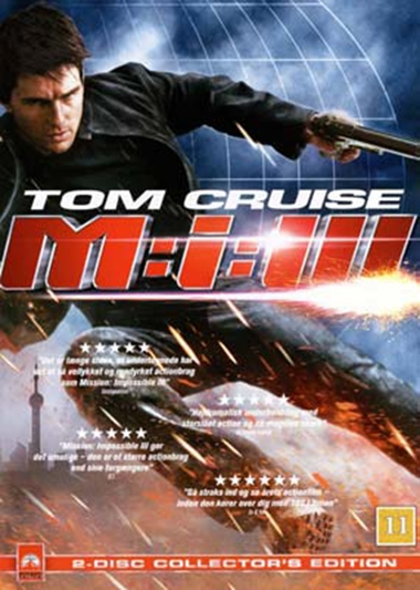 Mission: Impossible 3 (2006) Special edition [DVD]