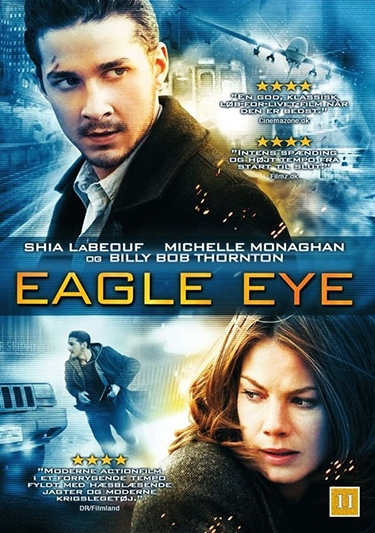 Eagle Eye (2008) [DVD]