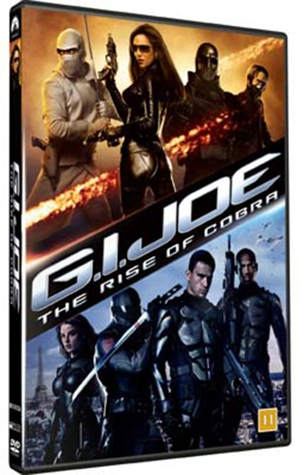 G.I. Joe: The Rise of Cobra (2009) (DVD)