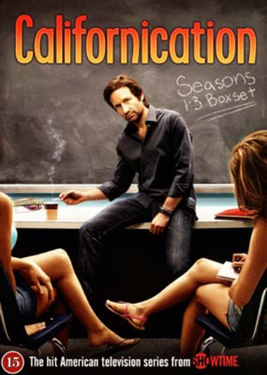 Californication - sæson 1-3 [DVD BOX]