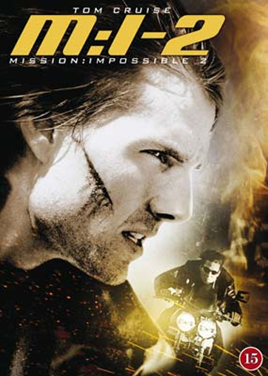 Mission: Impossible 2 (2000) (DVD)
