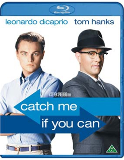Catch Me If You Can (2002) [BLU-RAY]