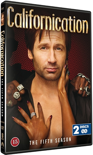 Californication - sæson 5 [DVD]