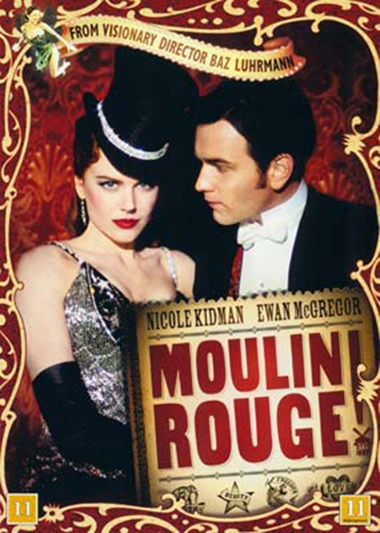 Moulin Rouge! (2001) [DVD]