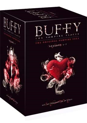 Buffy - Komplet sæson 1-7 [DVD BOX]
