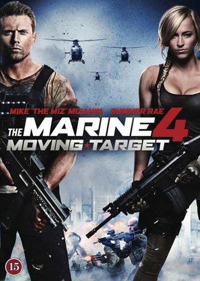 The Marine 4: Moving Target (2015) [DVD]