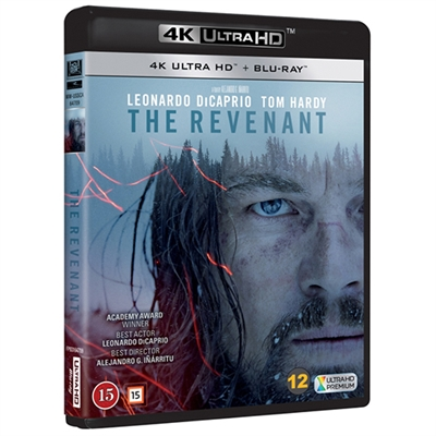 The Revenant (2015) [4K ULTRA HD]