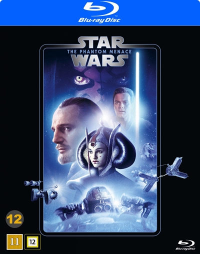 Star Wars: Episode I - Den usynlige fjende (1999) [BLU-RAY]
