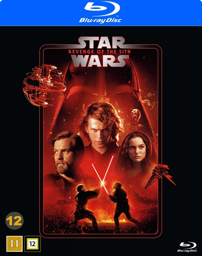 Star Wars: Episode III - Sith-fyrsternes hævn (2005) [BLU-RAY]