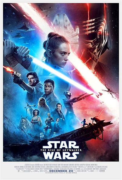 Star Wars: The Rise of Skywalker (2019) [BLU-RAY 3D]