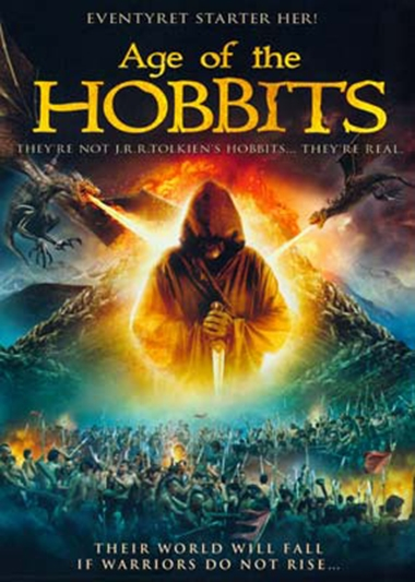 AGE OF THE HOBBITS [DVD]