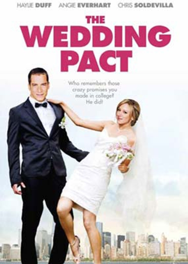 The Wedding Pact (2014) [DVD]