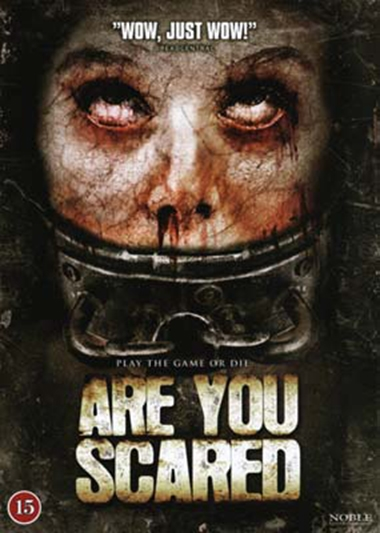 Are You Scared? (2006) [DVD]