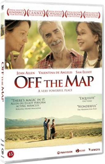 Off the Map (2003) [DVD]