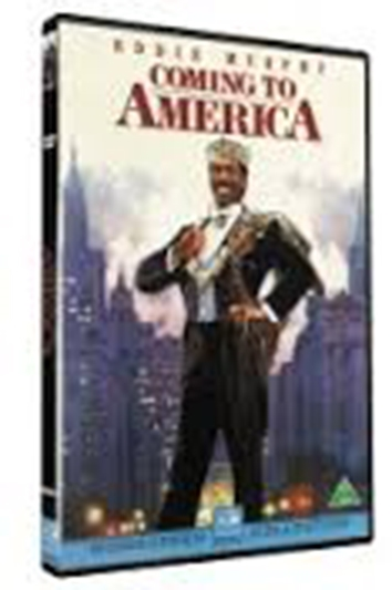 Coming to America (1988) [DVD]