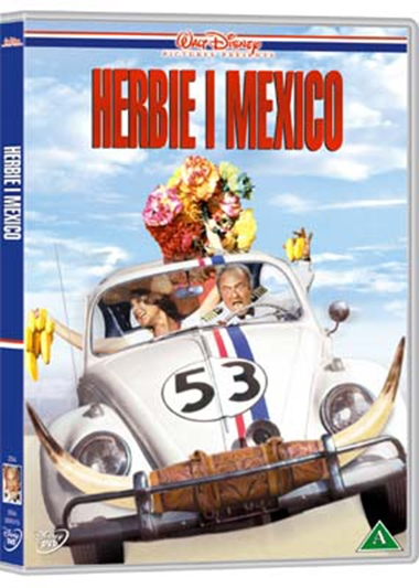 Herbie i Mexico (1980) [DVD]