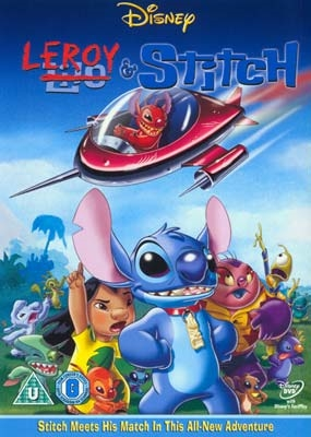Leroy & Stitch (2006) [DVD]