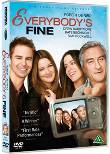 Everybody's Fine (2009) [DVD]