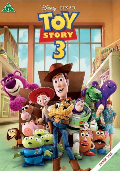 Toy Story 3 (2010) [DVD]