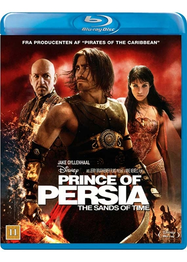 Prince of Persia: The Sands of Time (2010) [BLU-RAY]