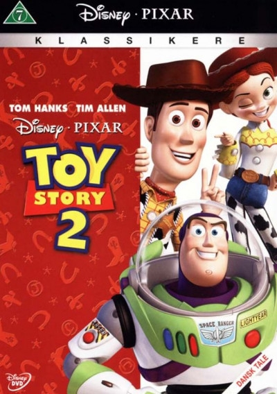 Toy Story 2 (1999) [DVD]