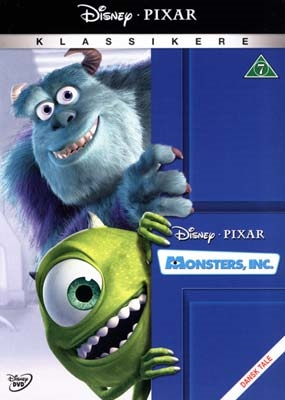 Monsters, Inc. (2001) [DVD]