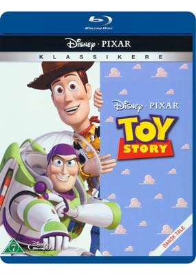 Toy Story (1995) [BLU-RAY]
