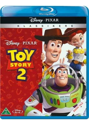 Toy Story 2 (1999) [BLU-RAY]