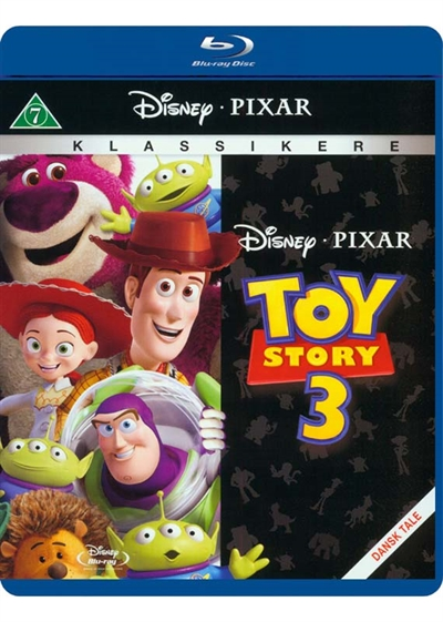 Toy Story 3 (2010) [BLU-RAY]