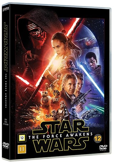Star Wars: The Force Awakens (2015) [DVD]