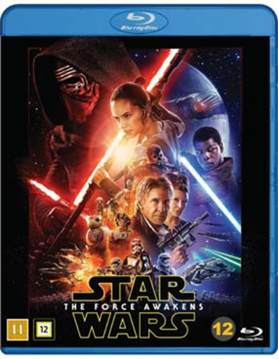 Star Wars: The Force Awakens (2015) [BLU-RAY]