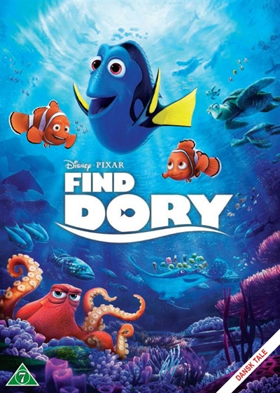 Find Dory (2016) [DVD]