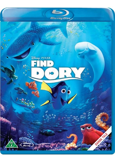 Find Dory (2016) [BLU-RAY]