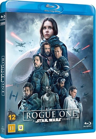Rogue One: A Star Wars Story (2016) [BLU-RAY]
